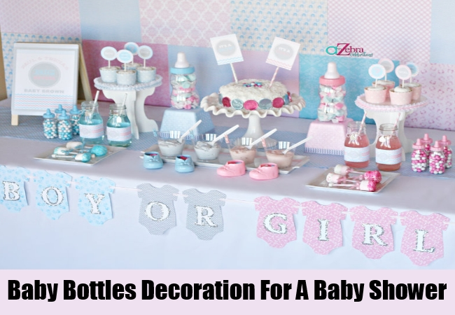 Some Baby Shower Stuff
