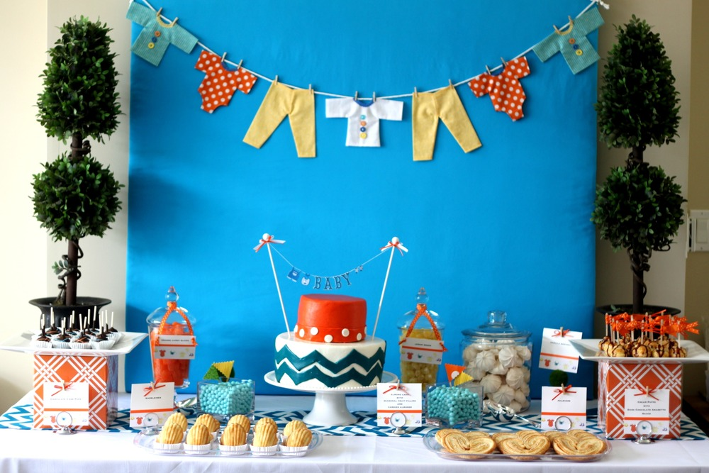Great Baby Shower Themes