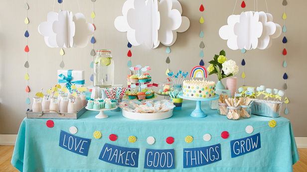 Exquisite Baby Showers