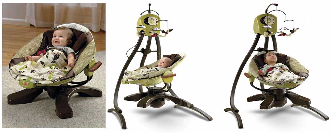 Cool Baby Swings On Sale