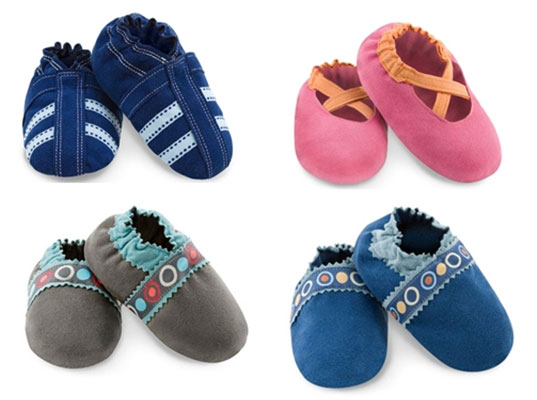 Various Baby Walking Shoes