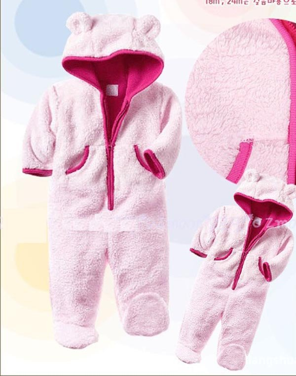 Pink Cheap Designer Baby Clothes
