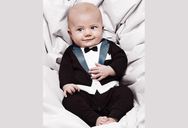 Formal Cool Baby Boy Clothes
