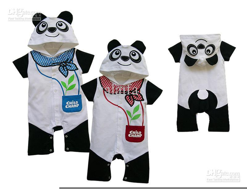 Panda Cool Baby Clothes
