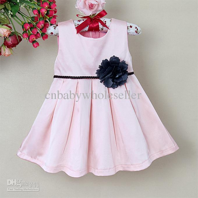 Pink Cute Baby Clothes For Girls