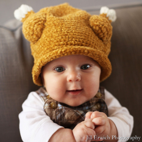 One Cute Baby Hats