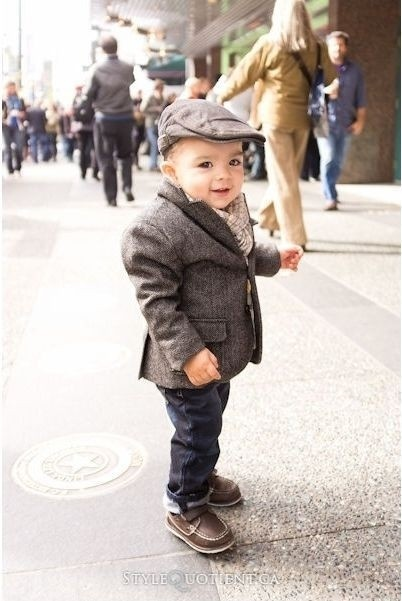 Cool Cute Baby Outfits