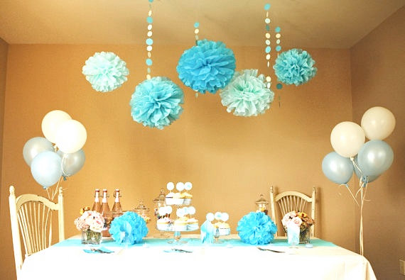 Nice Decorations For Baby Shower