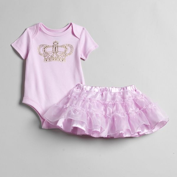 Simple Designer Baby Clothing