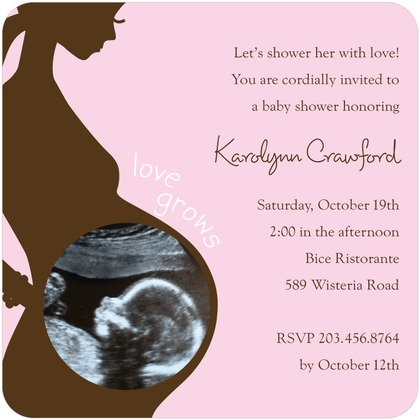 Wow Free Baby Shower Invitations