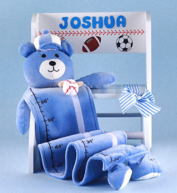 Bear Gifts For Baby Boys