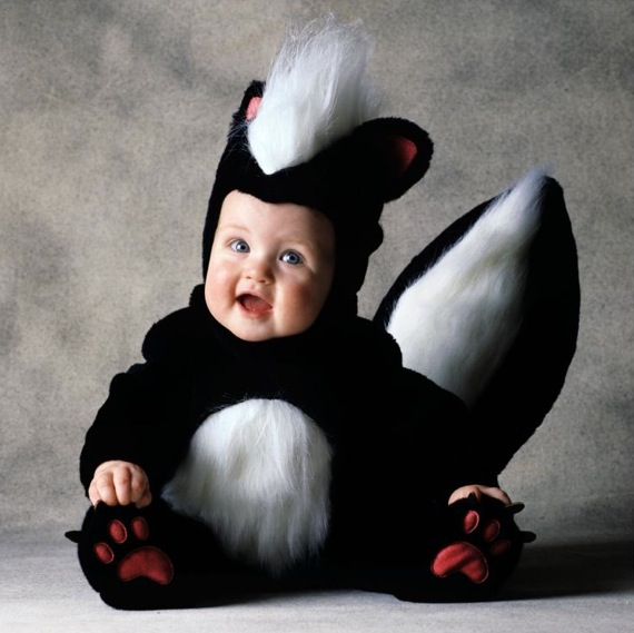 Cool Halloween Baby Costumes