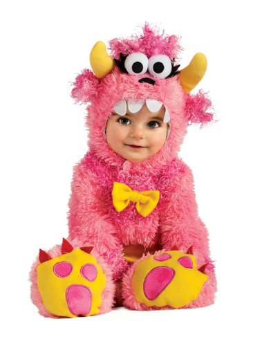 Pink Halloween Costumes For Babies