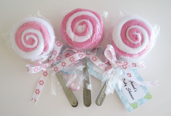 Candy Ideas For Baby Showers