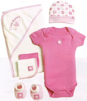 Lovely Newborn Baby Girl Clothes