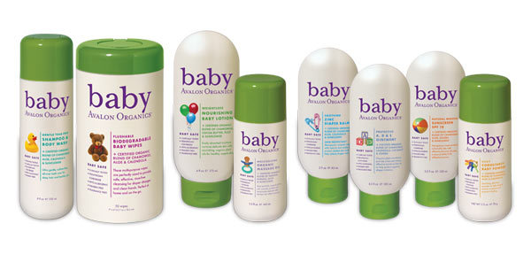 Baby Organic Baby Products