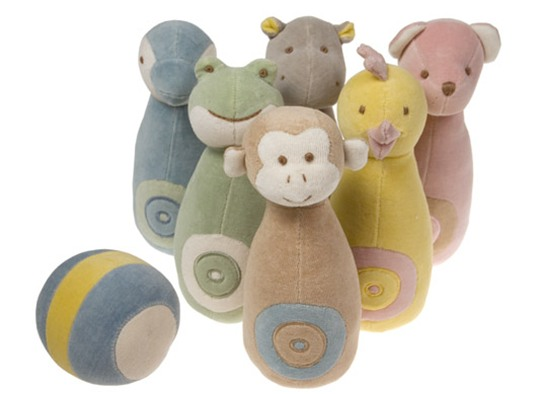 Safe Organic Baby Toys