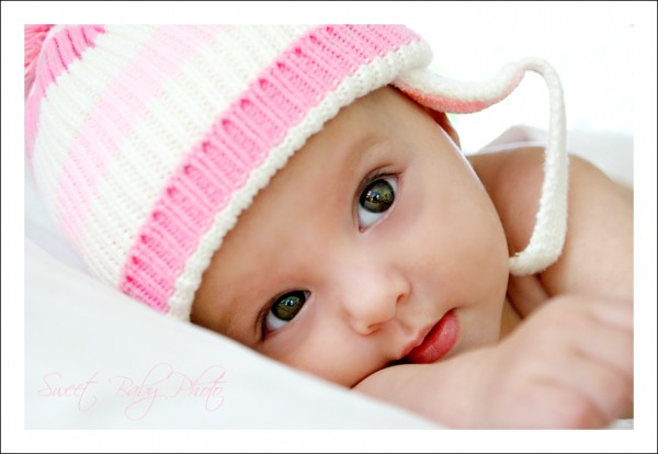 White Pink Pictures Of Babies