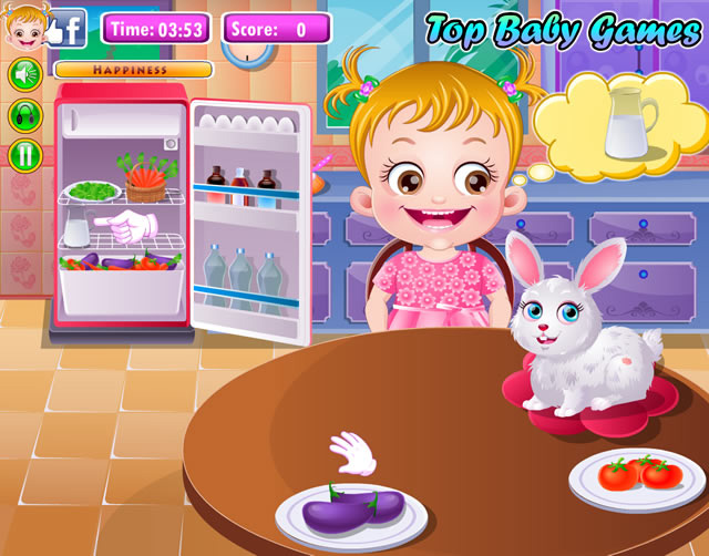 Play Baby Games