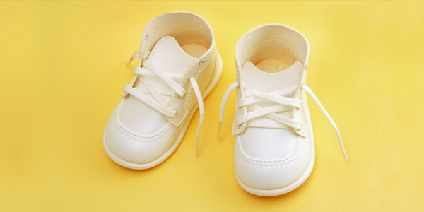 White Shoes For Babies