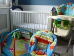 Colorful Baby Equipment