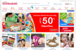 Hush Babies Online Shopping Sites For Babies