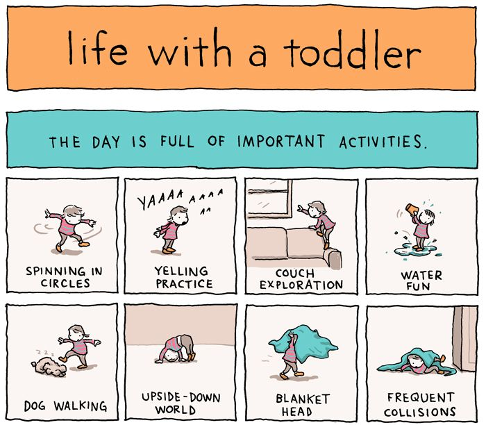 Life of Parenting Toddlers
