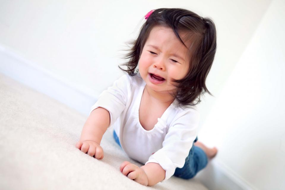 Impatient Toddler Tantrums