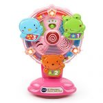 VTech Baby Lil' Critters Spin and Discover Ferris Wheel – Pink – Online Exclusive