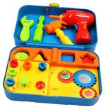 Kidoozie Cool Toys Tool Set – Includes Audio Responses to Encourage Learning – Ages 18 Months and Up