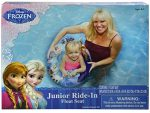 Disney Frozen Pool Float Seat – Baby Toddler Ride-in Swim Ring