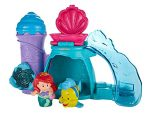 Fisher-Price Little People Disney Princess, Ariel's Splashing Grotto