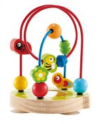Hape Little Critters Toddler Wooden Bead Maze (Amazon Exclusive)