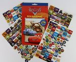 Disney Pixar CARS Reward Stickers – 276 Stickers!