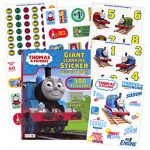 Thomas the Train Sticker Activity & Learning Book – 500 Stickers!
