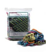Harrisville 10″ Pro Pastel Lotta Loops in Assorted Colors – Makes 8 Potholders
