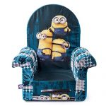 Marshmallow Fun Furniture Minions High Back Chair