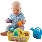 Fisher-Price Laugh & Learn Smart Stages Grow 'n Learn Garden Caddy